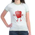 Apple Critter Jr. Ringer T-Shirt