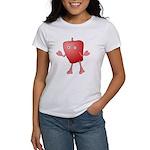 Apple Critter Women's T-Shirt