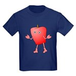Apple Critter Kids Dark T-Shirt