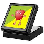 Apple Critter Keepsake Box