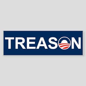 Treason Sticker (Bumper)