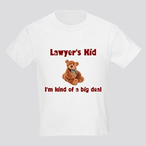 Lawyer Kids Light T-Shirt
