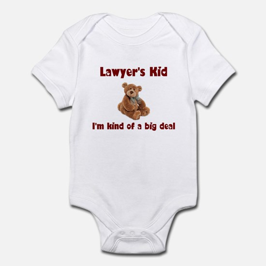 Lawyer Infant Bodysuit