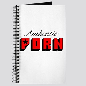 Authentic Porn Star Journal