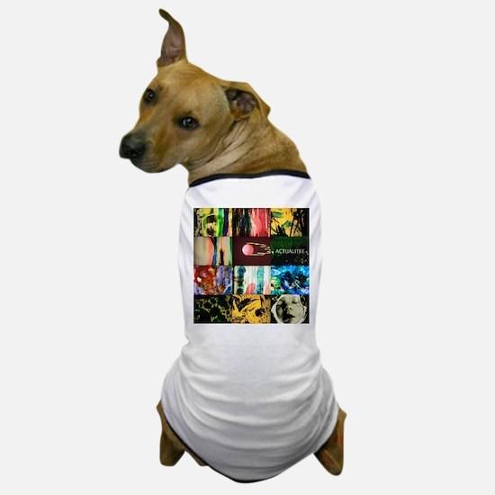 COLLAGE film color Dog T-Shirt