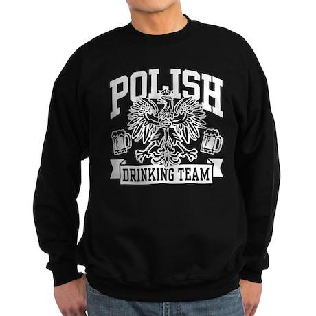 Polish Drinking Team Sweatshirt (dark)