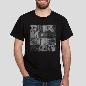 COLLAGE film B&W Dark T-Shirt