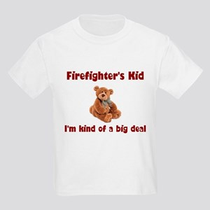 Firefighter Kids Light T-Shirt