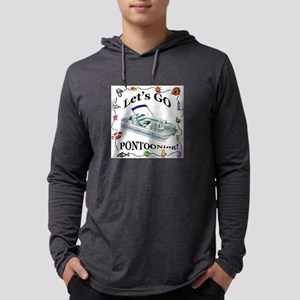 pontoon3 Long Sleeve T-Shirt