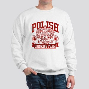 Polish Drinking Team Sweatshirt