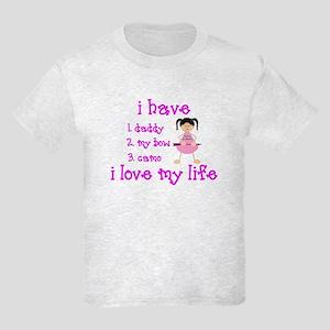 Love My Life Kids Light T-Shirt