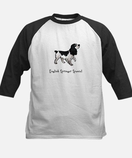 English Springer Spaniel Illustrated Tee