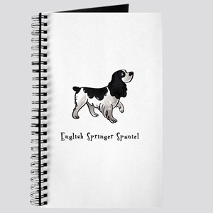 English Springer Spaniel Illustrated Journal