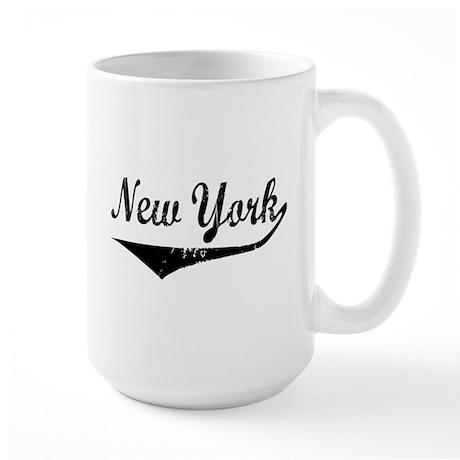 New York Large Mug