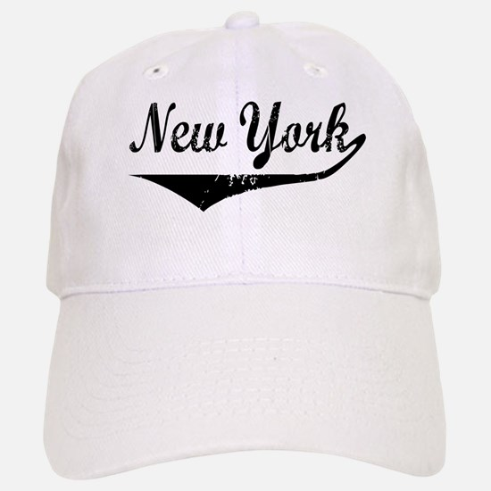 New York Baseball Baseball Cap