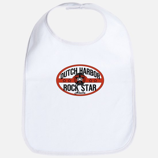 Dutch Harbor Rock Star Bib