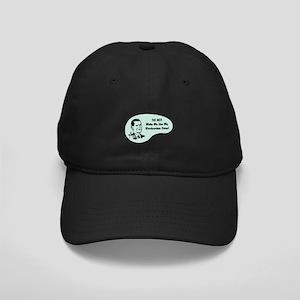 Woodworker Voice Black Cap