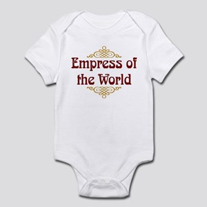 Empress of the World Infant Bodysuit