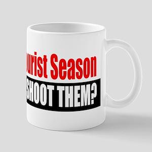 Tourist Season Mug