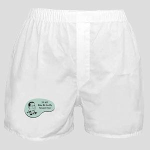 Therapist Voice Boxer Shorts