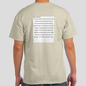 Read Atlas Shrugged / Capitalism Shirt