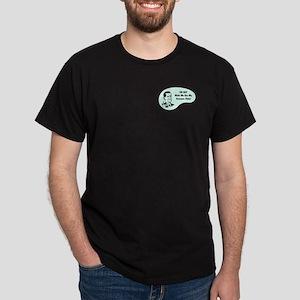 Swimmer Voice Dark T-Shirt