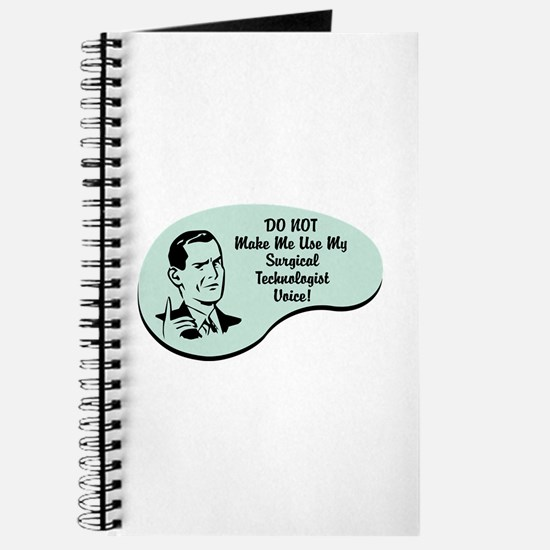 Surgical Technologist Voice Journal