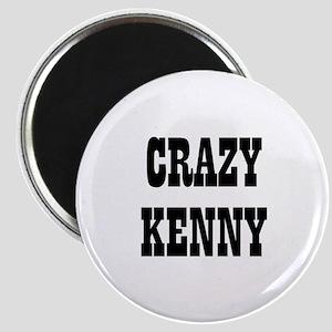 """CRAZY KENNY 2.25"""" Magnet (10 pack)"""