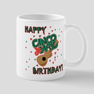 Happy Cinco de Mayo Birthday Mug