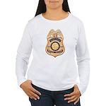 Refuge Officer Women's Long Sleeve T-Shirt