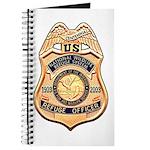 Refuge Officer Journal