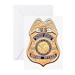 Refuge Officer Greeting Cards (Pk of 20)