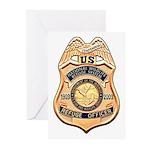 Refuge Officer Greeting Cards (Pk of 10)