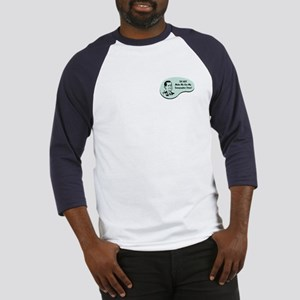 Sonographer Voice Baseball Jersey