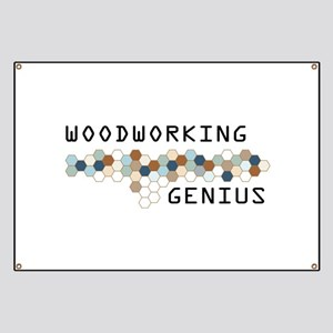Woodworking Genius Banner