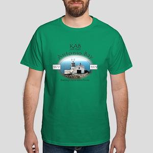 KAB Radio Antonio Bay Dark T-Shirt