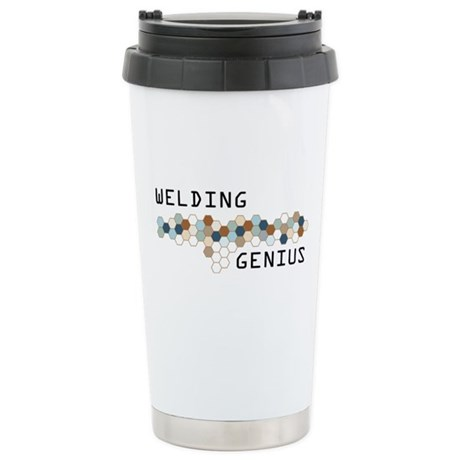 Welding Genius Stainless Steel Travel Mug