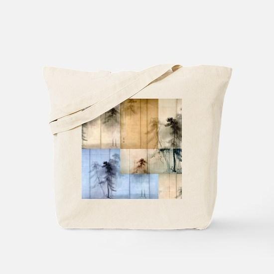 pen & ink Tote Bag