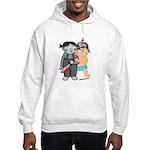 Monkeysalad Hooded Sweatshirt