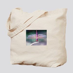 Dragonfly photo Tote Bag