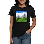 California Spring Women's Dark T-Shirt
