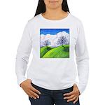 California Spring Women's Long Sleeve T-Shirt