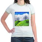 California Spring Jr. Ringer T-Shirt