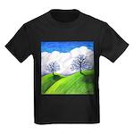 California Spring Kids Dark T-Shirt