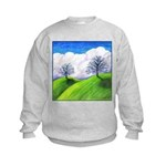 California Spring Kids Sweatshirt