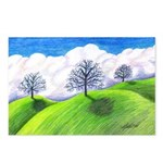 California Spring Postcards (Package of 8)