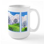 California Spring Large Mug