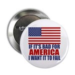 """I want it to fail 2.25"""" Button (100 pack)"""