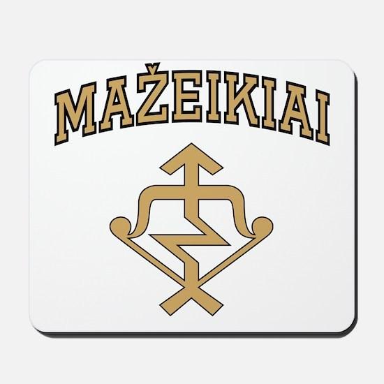 Mazeikiai Mousepad
