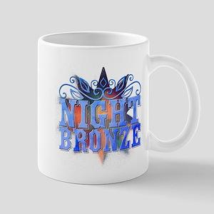 Night Bronze Mugs